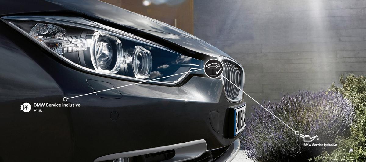 BMW Service Inclusive.