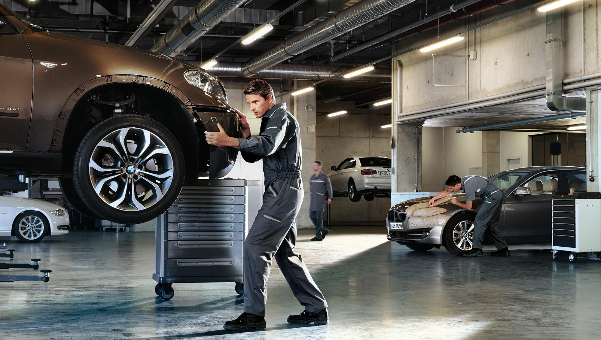 BMW Servis Kaporta