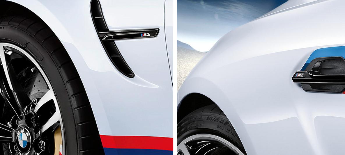 BMW M Performance Aerodinamik
