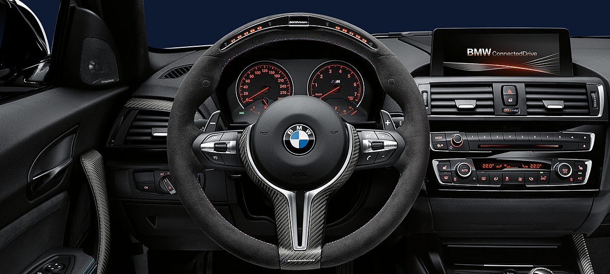 BMW M Performance Kokpit