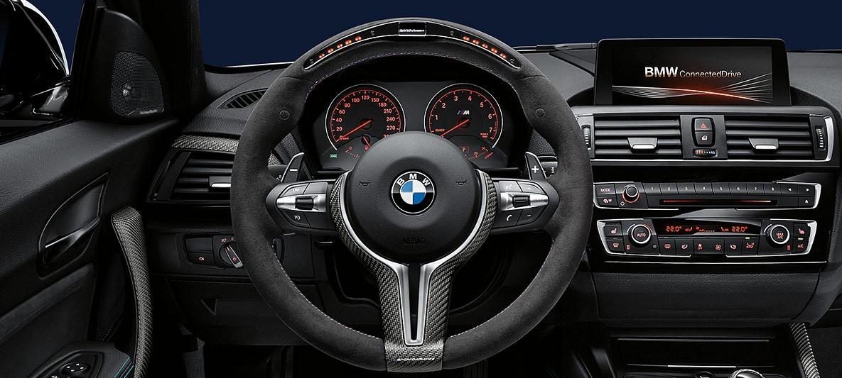 BMW M Performance Kokpit